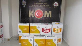 Nevşehir'de operasyon! 110 bin adet ele geçirildi