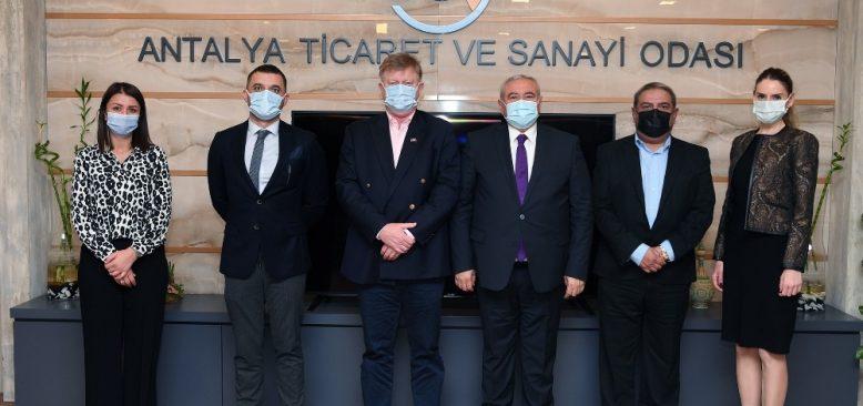 ATSO Başkanı Çetin: Yüksek fiyat politikası devam ederse, sıkıntılar çözülmez