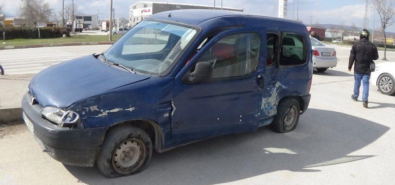 Bursa'da feci kaza! Sürücü yaralandı