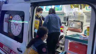 Adıyaman'da saldırıya uğrayan genç kız yaralandı
