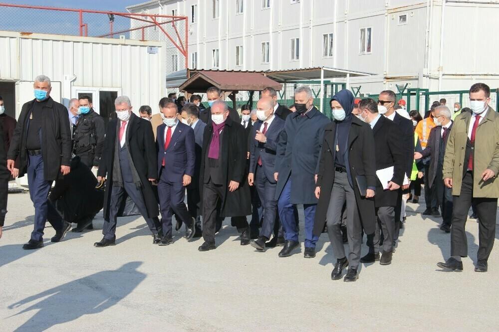 TBMM Başkanı Mustafa Şentop: İlk defa karşılaşılan bir durum değil