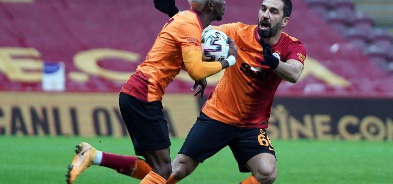 Galatasaray evinde 11 maç sonra kaybetti