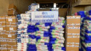 Sahte deterjan üretip internetten satanlara polisten operasyon