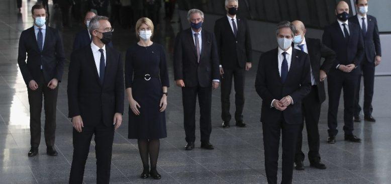 NATO Dışişleri Bakanlarından ortak açıklama