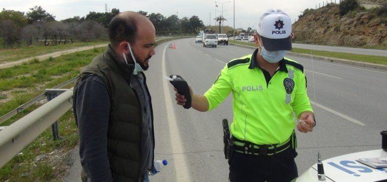 Antalya-Alanya D-400 Karayolu'nda cinayet gibi kaza