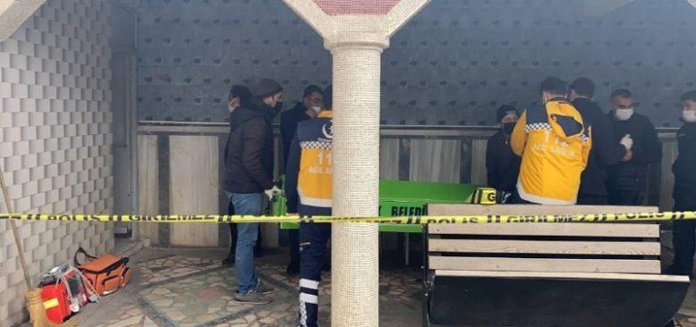 Bursa'da korkunç olay! Cami tuvaletinde ceset bulundu