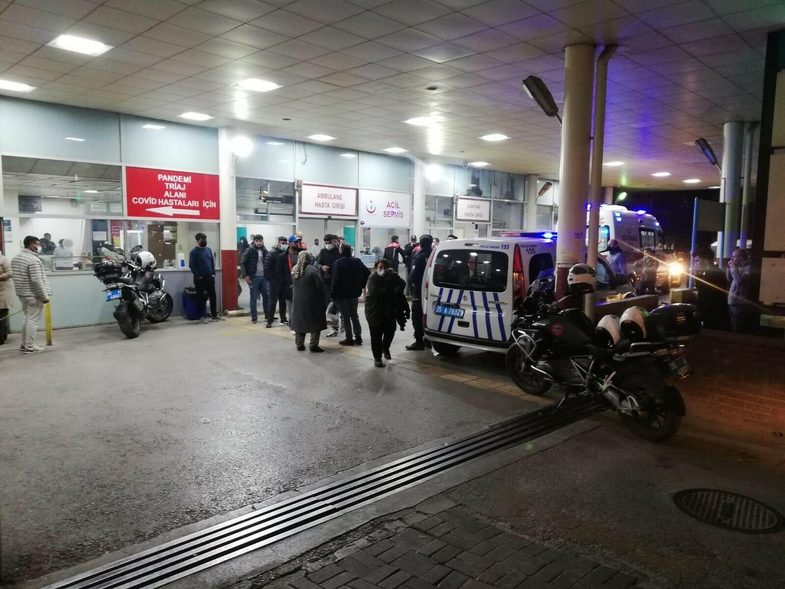 İzmir'de akrabalar arasındaki kavga cinayetle bitti