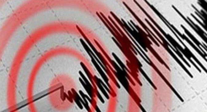 İzmir açıklarında 3.7 büyüklüğünde deprem