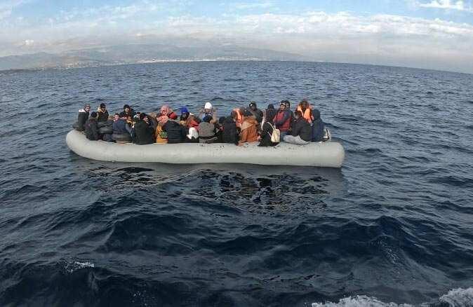 Çeşme'de bot faciası! 3 göçmen hayatını kaybetti