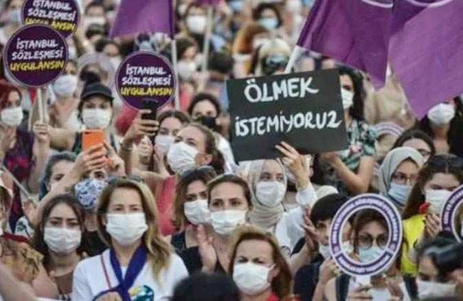 Türkiye'nin İstanbul Sözleşmesi'nden ayrılmasına siyasilerden tepki
