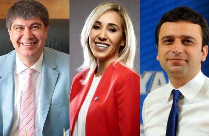 AK Parti'nin A takım kadrosunda Antalya ağırlığı
