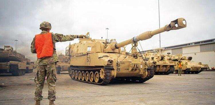 ABD'den Yunanistan'a tokat gibi cevap: 'Silah hibesi yok'