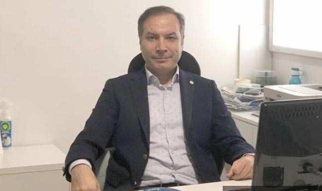 Prof. Sönmez acı haberi Twitter'dan duyurdu