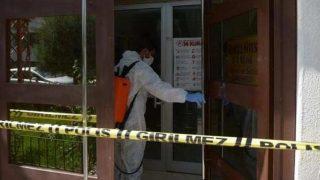 Çok sayıda virüs vakası görülen fabrika karantinaya alındı