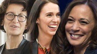 Dünya bu yıl kadınların gücünü konuştu