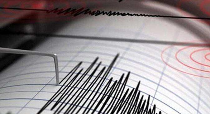 Burdur'da korkutan deprem