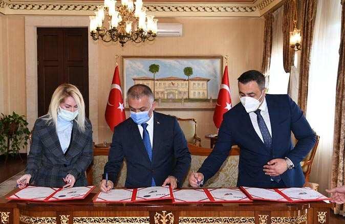 AFAD ile Akdeniz Üniversitesi ve Alanya Alaaddin Keykubat Üniversitesi arasında iş birliği