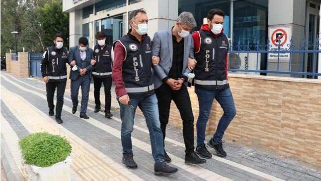 Alanya'da tapu dolandırıcıları yakalandı