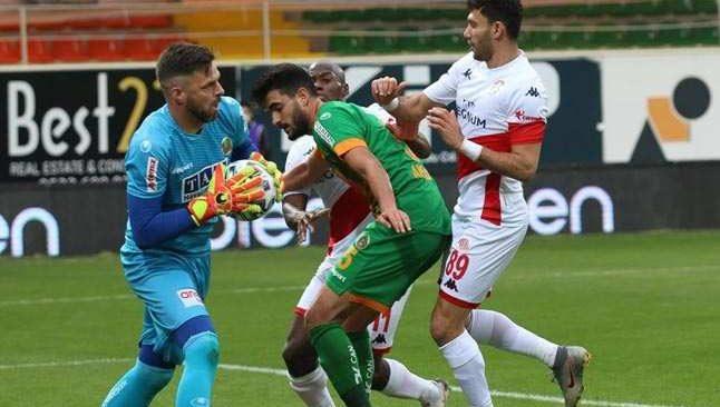 Antalyaspor hedefini açıkladı