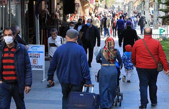 Antalya kırmızı kategoriye doğru ilerliyor