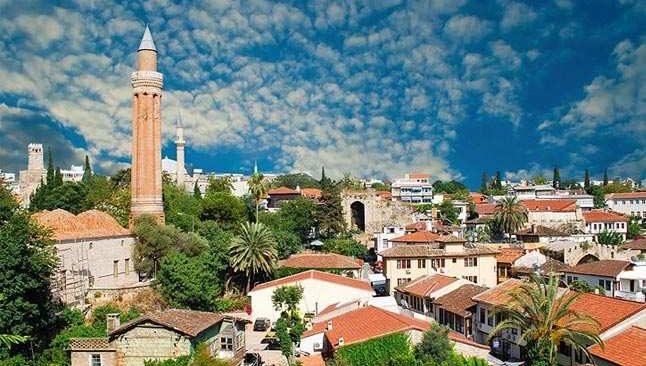 27 Mart Antalya hava durumu! Hafta sonunda hava nasıl olacak!