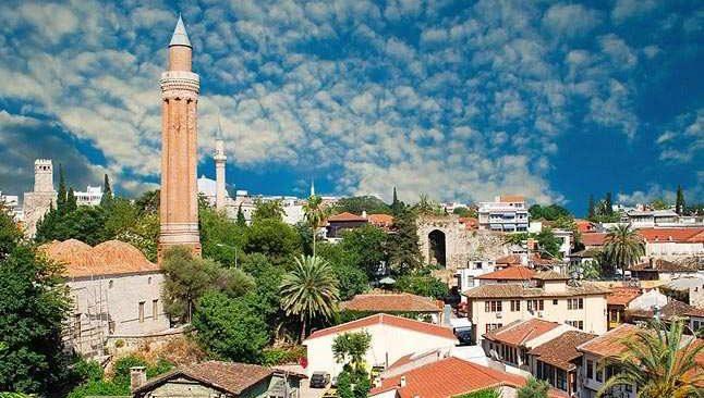 10 Mart Antalya hava durumu! Meteoroloji'den fırtına uyarısı