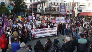 Bir yılda 303 kadın öldürüldü