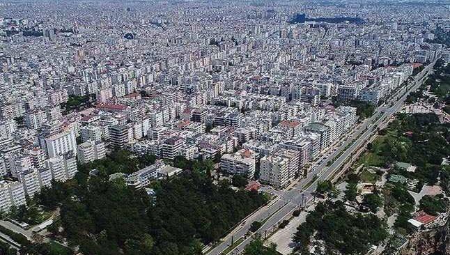 31 milyon metrekare taşınmaz satışta! Antalya'da da var....