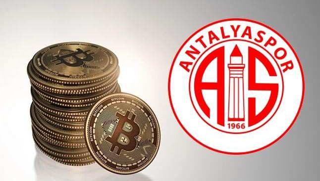 Antalyaspor kripto paraya sıcak bakıyor