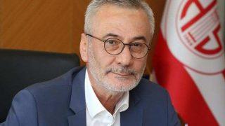 Antalyaspor Başkanı Yılmaz'dan büyük tepki
