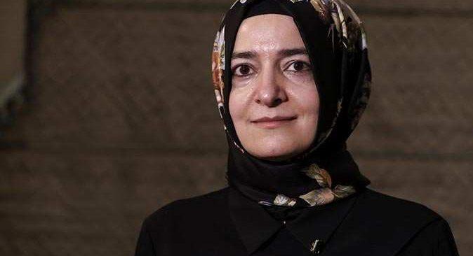Fatma Betül Sayan Kaya'dan İstanbul Sözleşmesi açıklaması