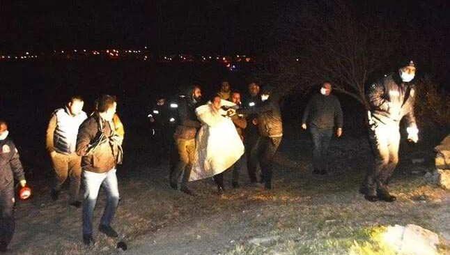 Yabancı uyruklu kadın Gönül Yolu Köprüsü'nden atladı