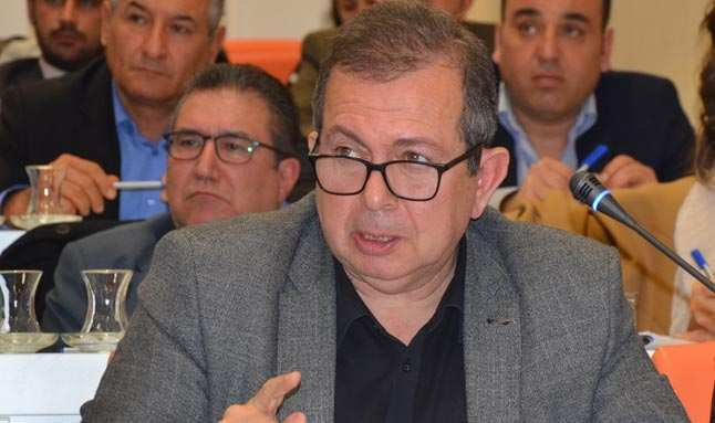 Antalya CHP'den istifa