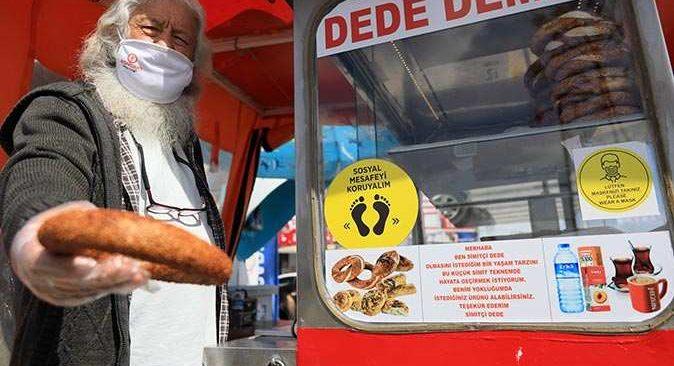 Antalya'da 'Dede Demir'den güvene dayalı hizmet