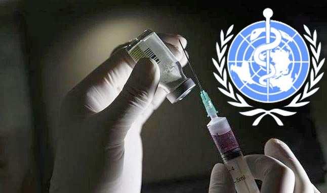 DSÖ aşı önceliği verilmesi gereken grubu açıkladı