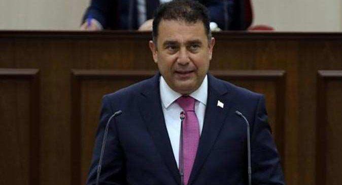 KKTC Başbakanı Saner: Rum-Yunan ikilisi hayal aleminde