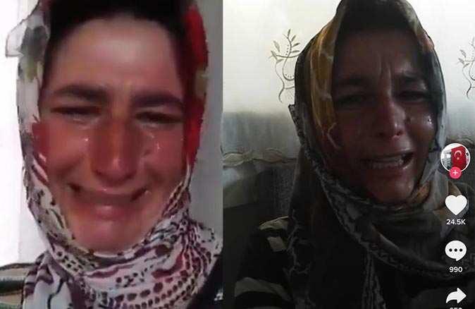 Kütahya'da genç kadın video çekerek yardım istedi! Valilik'ten açıklama