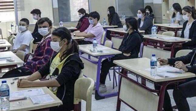 Son dakika: MEB'den flaş liselerde yüz yüze sınav açıklaması