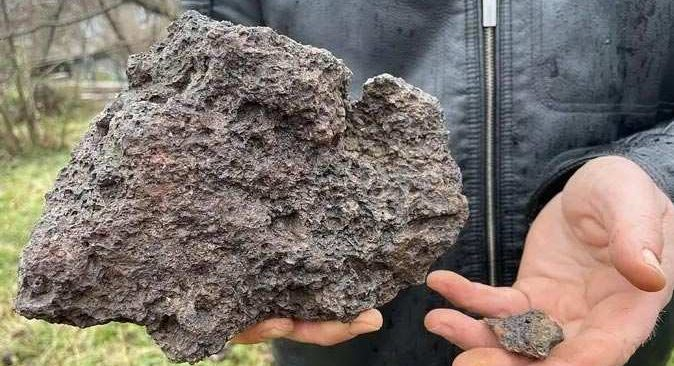 Türkiye bu 'meteor'u konuşmuştu, bulduğunu iddia etti