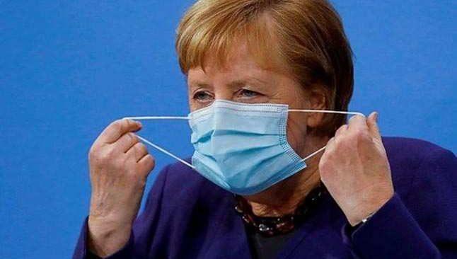 Almanya'da maske skandalı... İstifa eden vekil sayısı 3'e çıktı