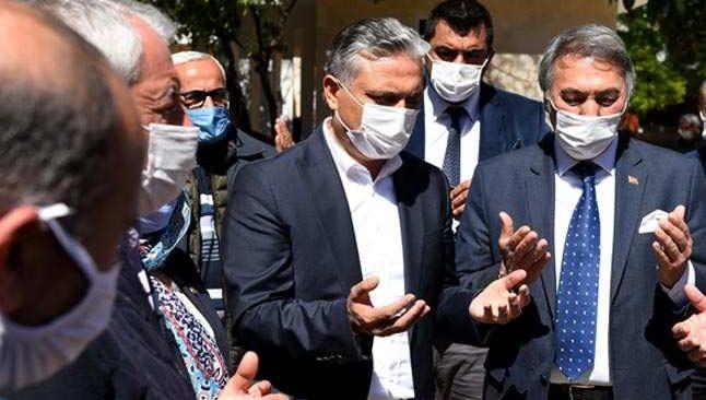 Muratpaşa'dan Çanakkale Şehitleri için mevlit