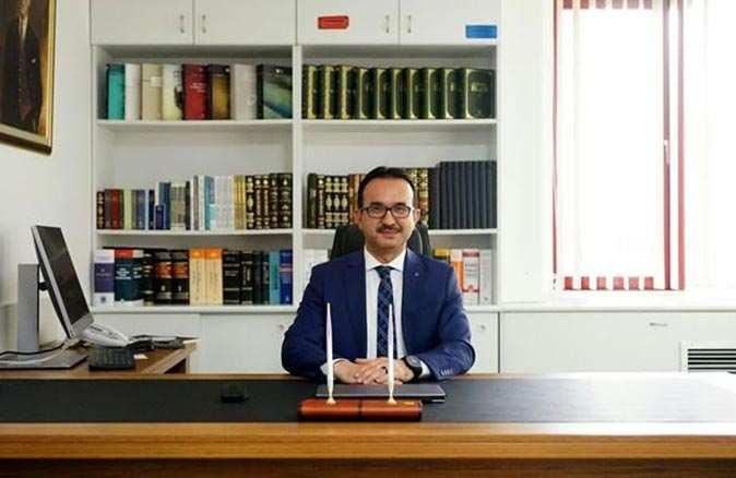 Antalya'nın yeni il müftüsü Nazif Fethi Yalçınkaya oldu