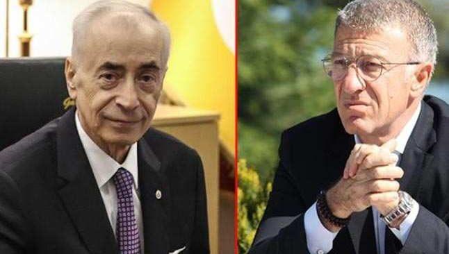 PFDK'dan Galatasaray ve Trabzonspor başkanlarına ceza
