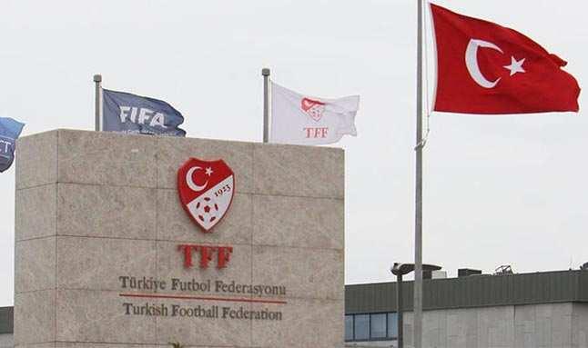Türkiye Futbol Federasyonu'ndan flaş karar!