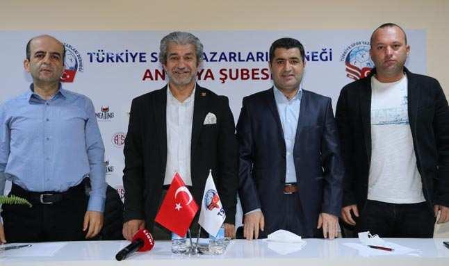 TSYD Başkanı Şifa Çiçek güven tazeledi