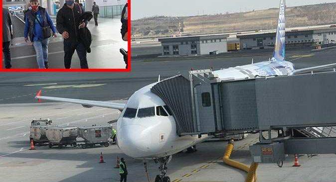 Antalya-İstanbul uçağında maske krizi