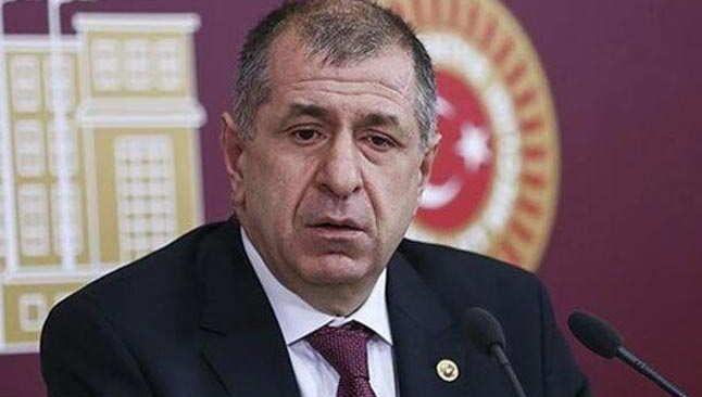 Son Dakika: Ümit Özdağ, İYİ Parti'den istifa ettiğini açıkladı