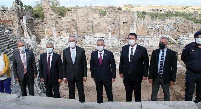 Antalya Valisi Ersin Yazıcı'dan flaş turizm açıklaması! Biz her konuda hazırlıklıyız