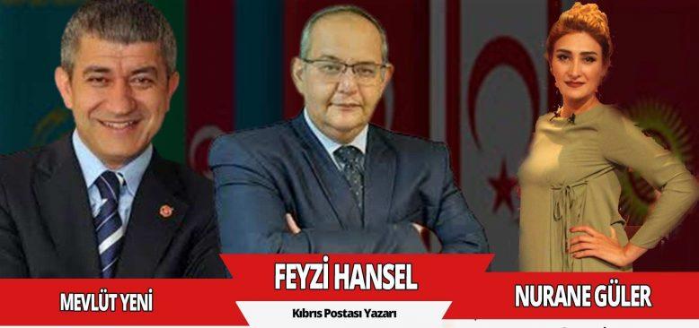 Mevlüt Yeni ile Yeni Bakış - Nurane Güler - Av. Feyzi Hansel