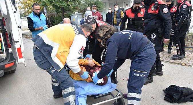 Kızını darbeden damadını yaralayan kayınpedere ömür boyu hapis istendi